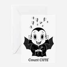 Count Cute® Greeting Card