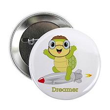 """Turtle Dreamer™ 2.25"""" Button"""