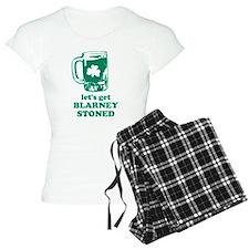 Let's Get Blarney Stoned Pajamas
