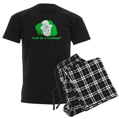 Could be a crackhead? Men's Dark Pajamas