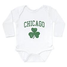 Chicago Irish Long Sleeve Infant Bodysuit