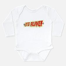 It's Alive! Long Sleeve Infant Bodysuit