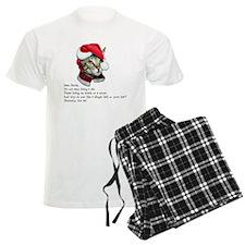 Dear Santa from the Cat Pajamas
