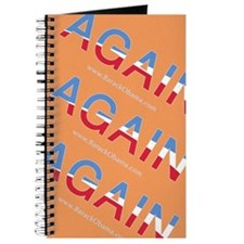 Obama AGAIN Journal