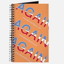 Obama AGAIN Journal