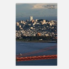 San Francisco, Palace of Fine Art Postcards (80