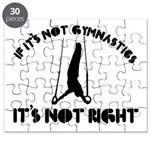 If it's not gymnastics it's not right Puzzle