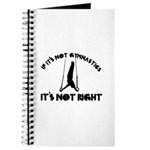 If it's not gymnastics it's not right Journal
