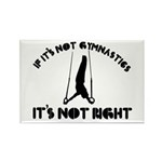 If it's not gymnastics it's not right Rectangle Ma