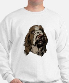 Cute Spinone italiano Sweatshirt