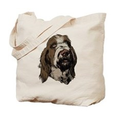 Cute Spinone italiano Tote Bag