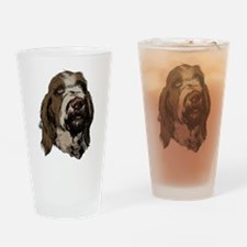 Unique Italian spinone Drinking Glass