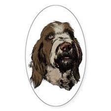 Cute Spinone Decal
