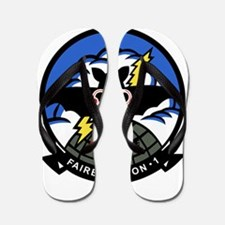 VQ-1 Squadron Flip Flops