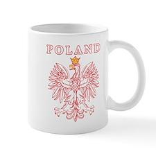 Poland Red Polish Eagle Mug