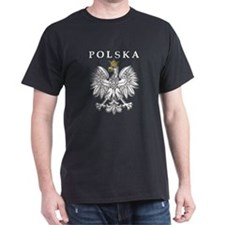 Polska With Polish Eagle T-Shirt
