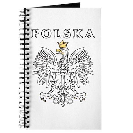 Polska With Polish Eagle Journal