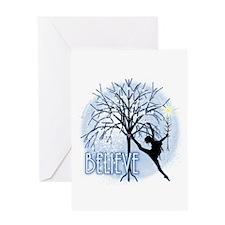 Star Believer by DanceShirts.com Greeting Card