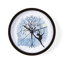 Star Believer by DanceShirts.com Wall Clock