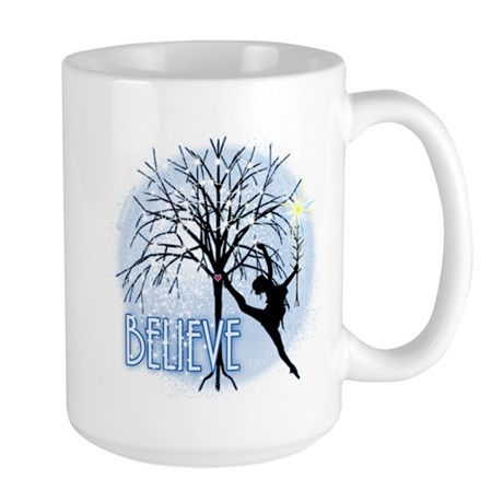 Star Believer by DanceShirts.com Large Mug