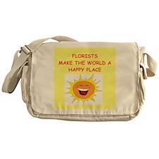 florist Messenger Bag