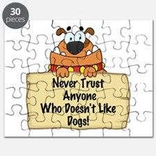 Like Dogs Puzzle