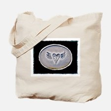Winged Heart SF Tote Bag