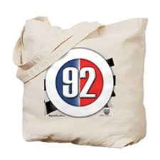 Cars 92 Tote Bag
