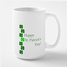 St. Patrick's Day Large Mugs