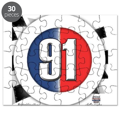 Cars 91 Puzzle