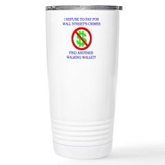 Walking Wallet Travel Mug