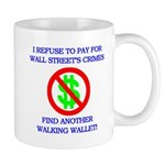 Walking Wallet Mug