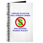 Walking Wallet Journal