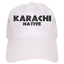 Karachi Native Baseball Cap