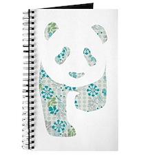 Floral Panda Journal
