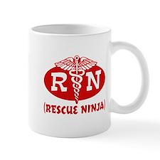 Rescue Ninja Nurse Mug
