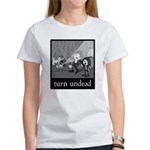 Turn Undead Women's T-Shirt