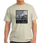 Turn Undead T-Shirt (grey)