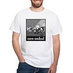 Turn Undead White T-Shirt