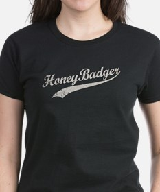 Team Honey Badger [b/w] Tee