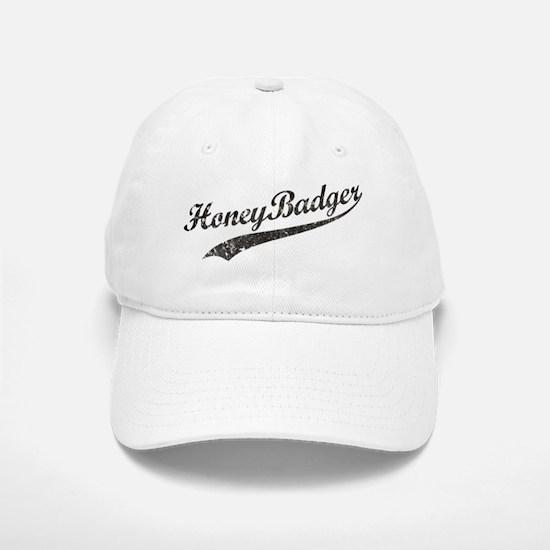 Team Honey Badger [b/w] Cap