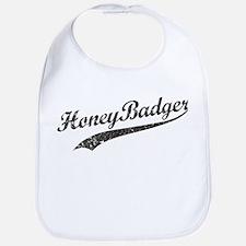 Team Honey Badger [b/w] Bib