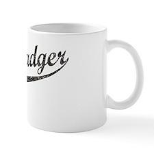 Team Honey Badger [b/w] Mug