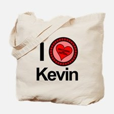 I Love Kevin Brothers & Sisters TV Tote Bag
