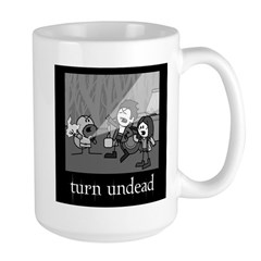 Turn Undead Mug