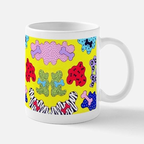 Colorful Crazybones Mug