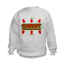 Merry CHRISTmas Jumper Sweater