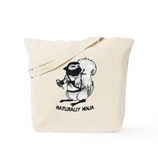 Naturally Ninja Tote Bag