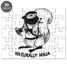 Naturally Ninja Puzzle