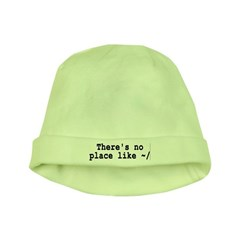 There's no place like ~/ baby hat